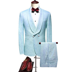 Blazers 2 Tuxedo Pieces Better Blue Men Men Wedding Suits