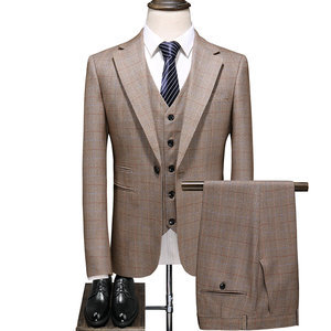 Married Men Oldest Boy Together Slim Fit Wedding Suits Wedding Suit