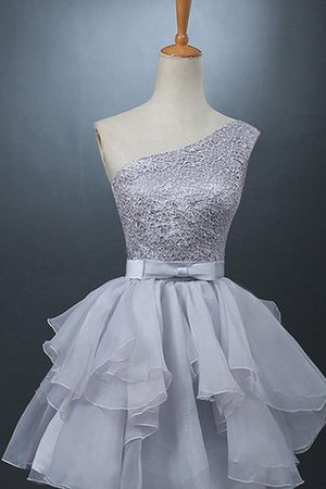Chiffon Romantic Lace-up Short Organza Dressed In 16 Years