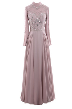 Sexy Hall Fancy Natural Waist Sheath Mother Of The Bride Dress