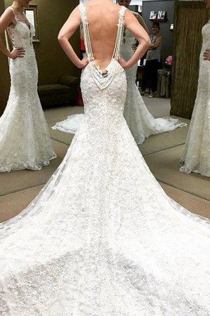 Floor Length Off The Shoulder Short Sleeves Lace Natural Waist Wedding Dress