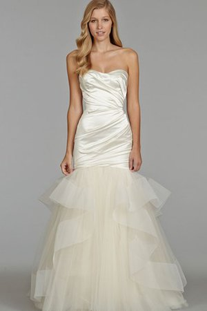 Ruffles Sweetheart Sleeveless Asymmetrical Sexy Wedding Dress