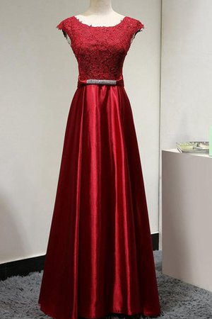 Short Sleeves Capped Sleeves Beading Vintage Zipper Up Bridesmaid Dress