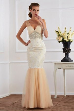 Floor Length Natural Waist Wide Straps Long Evening Dress