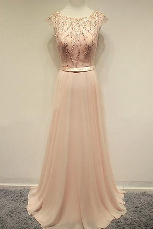 Deep V-Neck Sequined Floor Length Long Beading Prom Dress