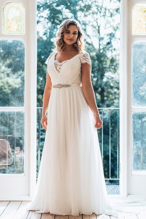 Beach Plus Size Apple Informal & Casual Zipper Up Wedding Dress
