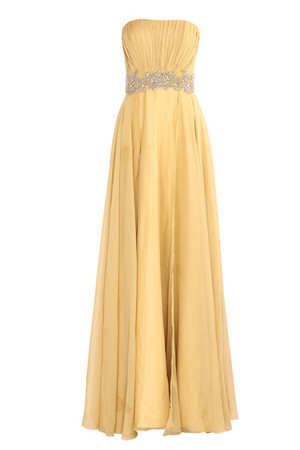 Demure Zipper Up Romantic Vintage Ankle Length Prom Dress