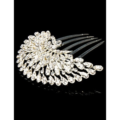 With Eye Catching Crystal Chic Bridal Jewelry