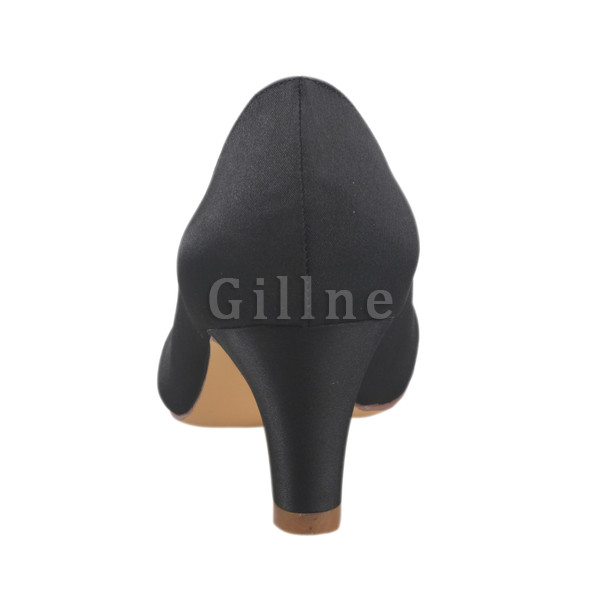 Actual Heel Height 2.36 Inch Spring Drama Women Shoe